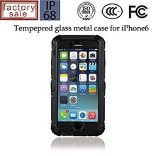 "For iPhone 6 4.7"" tempered glass screen protector case, new products 2015"