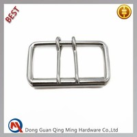 67mm Iron Large Pin Roller Metal Belt Wire Buckle