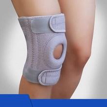 wholesale alibaba ce/fda industrial grey knee support knee sleeve with EVA pad