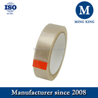 Free samples Strong BOPP gum acrylic round self clear adhesive tape