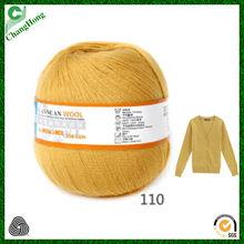 2/20Ne 80/20 cotton acrylic raw yarn for knitting and weaving
