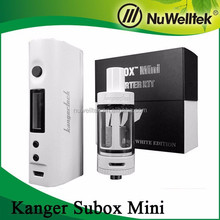 Kanger Subox mini Starter kit 2015 New Crazy hot selling ecig Kit Kanger Subox mini kit 100% Original Kanger Subox mini