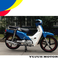 high quality powerful 110cc cub motorcycle made in china