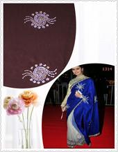 China supplier alibaba changzhou 100 polyester hot fix rhinestone micro velvet 5000 fabric
