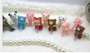 Cute Pattern Earphone Jack Dust Plug for iPhone and Other Mobile Phones