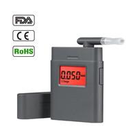 new design oem alcohol tester breathalyser machines digital alcohol breath tester (0.000%-0.199% BAC ,0.00-1.99g/l)