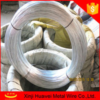 hangers making iron wire with galvanized wire