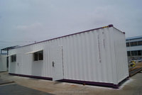 Chinese prefabricated mobile temporary container house