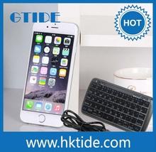 Qwerty Smart Phone Keyboard Case Power bank 5000mAh Shenzhen Factory
