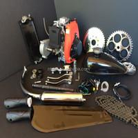 HUASHENG engine EPA / 49cc4 Stroke chain drive gas bike motor / motorized bicycle engine kit