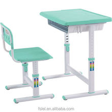 Ergonomic Healthy School Desk and Chair For Kids