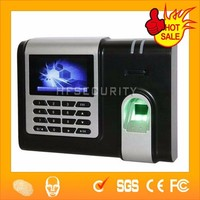 X628 Low Cost Fingerprint Time Attendance Machine Price