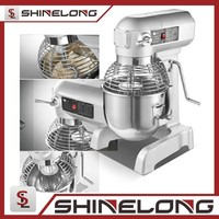 2015 Hot electric Heavy Duty commercial Bread Stainless Steel dough mixer for bakery