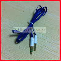 Colorful 3.5mm Audio extension Cable for devices with 3.5mm jack