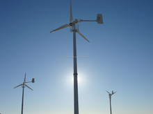ANE 10kW high efficiency small pitch controlled lower nosie wind generator