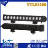 Y&T YTLB120B motorcycle black lights bar headlight assembly bar offroad led lights bar