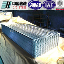 galvanized corrugated sheets Z60