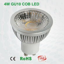 CE RoHS SAA approved 4W 6W 8W led spot GU10 led lights in concrete