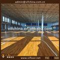 profesional de pisos de vinilo rollo de madera