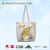 Natural Organic Cotton Tote Bag