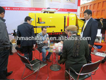 trailer diesel electric concrete pump with good quality, best price for sale