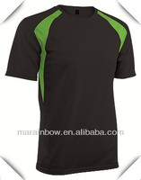 Performance technical shirt 100% microfiber polyester with moisture wicking keeps you cool and dry