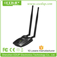 wireless USB high power 300Mbps USB 2.0 wifi adapter Ralink 3072 Supports Ad Hoc and Infrastructure modes