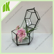 A//story for your plants, with your imagination,creat your own scene //hanging geometric mini terrarium plant