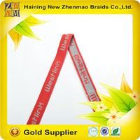 pretty new product nylon jacquard elastic strap