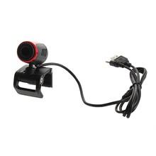 360 Web Camera 2.0 Free Driver USB PC Camera Clip Webcam 3G Web Camera w/ MIC Microphone for Laptop PC