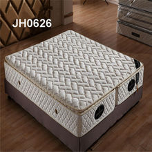 100% natural latex mattress for used railway sleepers