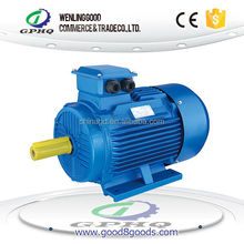 200KW IE3 Three Phase Electric Motor