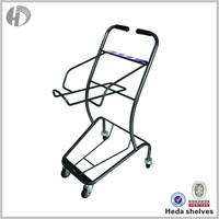 Good Quality Accepted Cistomized Shopping Bag Cart