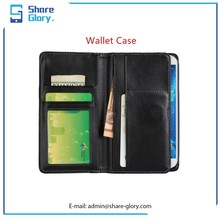 Flip PU Leather Business Wallet Phone Case for Samsung Galaxy S4 02