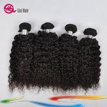 Factory Price Alibaba Human Hair Curly Fake Hair
