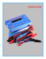 Professional Balance charger for imax B6 with power supply for hobby and RC Helicopter