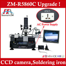 High performance ZM-R5860C Repair laptop xbox360 mobile, bga ir soldering station