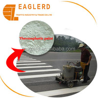 Thermoplastic Road Line Marking Materials