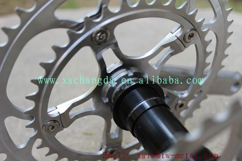 Ti tandem bike frame crankset35.jpg