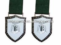 Souvenir craft custom made award medal ribbons for medals