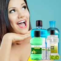hyaluronic acid mouthwash/bamboo mouthwash breathrx anti bacterial mouth rins