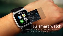 SNOPOW W1S 3G transflective screen IP68 waterproof dustproof android watch phone 2013