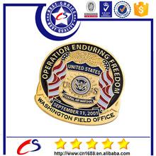 custom army metal cap badge 2015