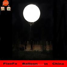 factory big helium pvc balloon