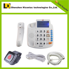 Newly 30 meter remote distance CE / Rohs wrist sos phone