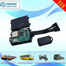 Motor GSM SIM Tracking System With Oil Cut Function Supported