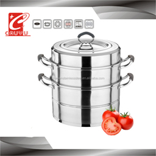 Stainless steel high quality rice steamer on sale