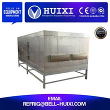 Seafood Industry SUS304 Stepping Industrial Food Quick Freezer