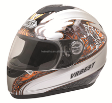 Youth motorcycle full face helmet on sale