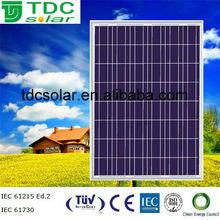 High power Polycrystalline TDC-P205-54 solar module/cells/panels